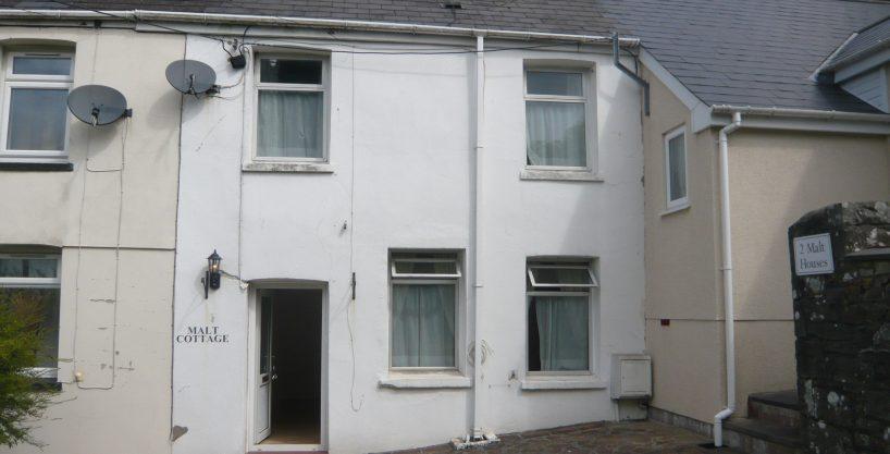 Front - 2 Malt Cottages, Pen Y Fai, Bridgend, CF31 4LY